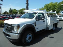 100 Contractor Truck New 2018 Ford F550 Body For Sale In Corning CA 53825