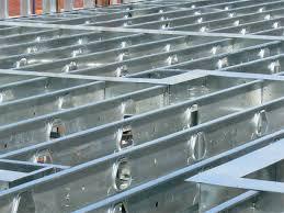 Ceiling Joist Spacing For Drywall by Floor Ceiling Steel Framing