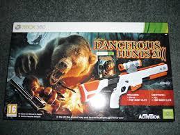 Cabelas Gun Cabinet by Dangerous Hunts 2011 Unboxing For Xbox 360 U0026 Impressions