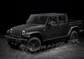 Our Latest 2019 Jeep JT Pickup Info And Preview Images | 2018+ Jeep ... Jeep Truck Starts Undressing Possibly Unveils Price Before 2019 2014 Wrangler Level Red News And Information Our Latest Jt Pickup Info Preview Images 2018 Capsule Review 2015 Unlimited Sahara The Truth Reviews Rating Motortrend Freedom Edition Review Notes Autoweek Concept From Meet Nukizer Image Result For Jeep Tailgate Cversion Jk Pinterest Used 4wd 4dr Sport At Fayetteville A Tribute To The Straight Six Jeeps Legendary 40l Gladiator Photos Specs Car Panama Promocin Jeep Wrangler