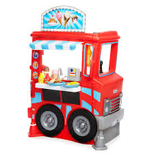Ice Cream Food Truck Playhouse | Little Tikes