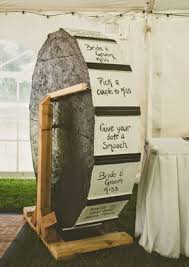 Creative Games Wedding Party Ideas For Rustic Weddings