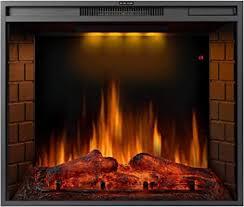 elektrischer kamin mit heizung wandkamin led flamme timer fernbedienung und touchscreen 750 1500w schwarz e kamin für wohnzimmer schlafzimmer 76 x