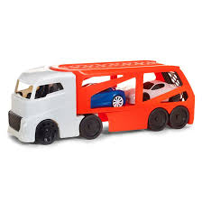 100 Little Tikes Semi Truck Buy Big Car Carrier With Two Cars Online In Dubai UAE