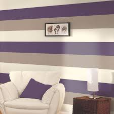 Grey And Purple Living Room Wallpaper by Stripe Wallpaper New Feature Wall Lime Chocolate Grey Orange