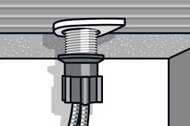 küchenarmatur montieren anleitung hornbach