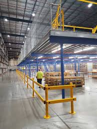 100 Melbourne Warehouse Safety Barriers Workplace Pedestrian