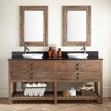 Distressed Bathroom Vanity Uk by Bathroom Vanities And Vanity Cabinets Signature Hardware