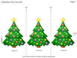Free Printable Christmas Cutouts Decorations Printables