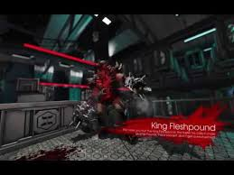 killing floor scrake only mutator killing floor 2 poundemonium weekly mutator king fleshpound