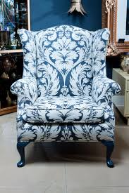 Grey Wingback Chair Slipcovers by Best 25 Wing Chairs Ideas On Pinterest Wing Chair Winged