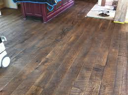Applying Polyurethane To Hardwood Floors Youtube by Oil Or Polyurethane Peak Floor Trades