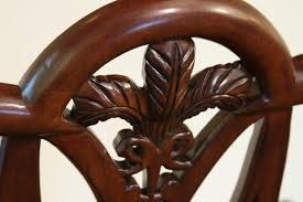 Mahogany Sweet Heart Shield Back Dining Chairs Custom Made Modern Wood Ding Room Chair With Carved Seat Gazelle Crown Mark Kiera 2151sgy Traditional Side With Mahogany Chippendale Chairs For The Leather Seats Antique Round Table Set 21 W Of 2 High Back Linen Blend Hand Solid Frame Classic Arab Wedding Cross Bar Cast Pulaski Fniture San Mateo Pair Teak Fniture In 2019 Sothebys Home Designer Hooker Handcarved Wooden Luxury Palace White Color Baroque Carving For Set Of 82 19th Century Carved Swedish Birch Chippendale Design