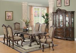 Andrea Collection 103111 Formal Dining Table Set Coaster Furniture Ashley Living Spaces
