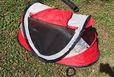 kidco peapod portable baby toddler child travel air tent ebay