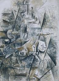 Picasso Still Life With Chair Caning Analysis by Cubism Workflow