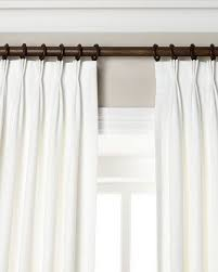 pinch pleated curtains scalisi architects