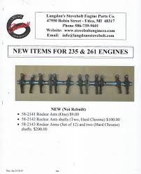 100 52 Chevy Truck Parts Langdons Stovebolt Specializing In Inline Six Cylinder High