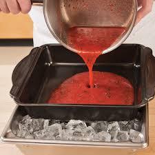comment cuisiner des moules congel s réussir un granité en 5 é en é cuisine et nutrition