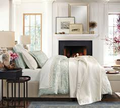 Pottery Barn Master Bedroom by Beautiful Pottery Barn Platform Bed And Off Wooden Trends Picture