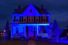 using light it up blue to explain autism to classmates