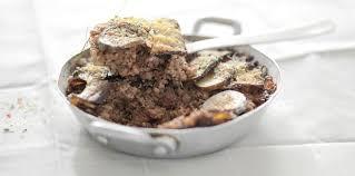 cuisine grecque moussaka la vraie moussaka grecque facile et pas cher recette sur