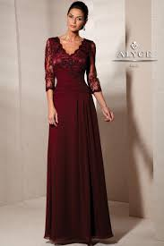 long sleeve evening gowns elegant long sleeve evening gown in