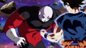 Gokus Ultra Instinct Returns Against Jiren