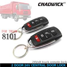 24V Central Door Lock Locking System Universal Auto Remote Control ...