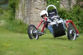 fauteuil tout terrain electrique swincar e spider la voiture araignée électrique tout terrain