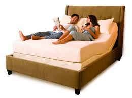 Temperpedic Adjustable Bed by Tempur Pedic Organic Latex Mattress Stressless Chairs In Orange