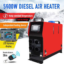 100 Vans Trucks Amazoncom SHZONS Air Diesel Heater12V 5KW Vehicle Heater