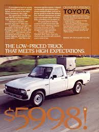 Old Toyota Truck Ads - Chin On The Tank – Motorcycle Stuff In ... Toyota Tacoma And Old Man Emu Bp51 Suspension Three Pedals Toyota Trucks For Sale Pickup 4wd Classic Other Raretoyota Maui Obsver Totally Palm Beach Gardens Auto Repair Riviera Service Toyota Stout Google Japanese Minitrucks Pinterest Truck Best Series 2018 Wreckers Auckland Private Old Car Hilux Mighty X Stock Editorial Ads Chin On The Tank Motorcycle Stuff In