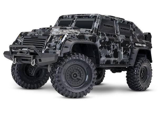 Traxxas TRX-4 Tactical Unit - 1/10 Scale, RTR