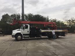 100 Pickup Truck Crane 2011 INTERNATIONAL 4300 Sarasota FL 122294316
