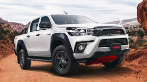 100 Rally Truck For Sale The Toyota Hilux Black Edition Is A TRD Done Right
