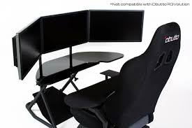 Playseat Elite Office Chair by Obutto Ozone Gaming Cockpit The Original Gaming Racing U0026 Flight