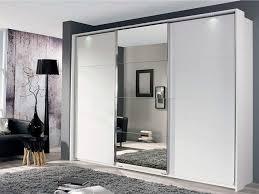 rauch kulmbach schwebetürenschrank spiegelschrank weiß inkl beleuchtung 271x211 cm