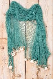 dekoration fischernetz grün 11qm