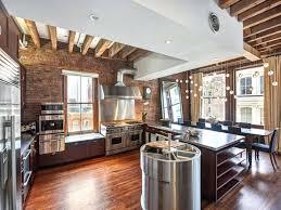 cuisine loft loft yorkais deco loft yorkais boheme york city loft