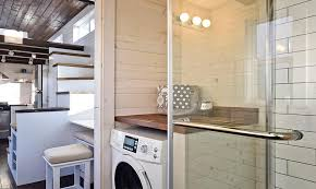 Bathroom With Washer Dryer