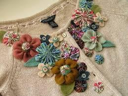 comment faire une robe de chambre 1001 idées comment faire des fleurs en tissu impressionnantes