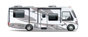 Choose An RV Motorhome Trailer Or Camper