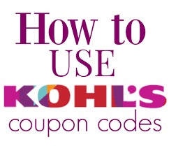 Current Kohl's Coupon Codes & Kohl's Coupon Code Rules - Michaels Coupons In Store Printable 2019 Best Glowhost Coupon Code August Flat 50 Off Rugsale Coupon Keyboard Deals Reddit Gap Code Dealigg Family Holiday August 2018 Current Address Labels Jack Rogers Wedge Sandals Gamesdeal Northern Lights Deals For Power Systems Snapy Pizza Advanced Codes Purplepass Support Checks Coupon New Cricut Site Melody Lane On Patreon