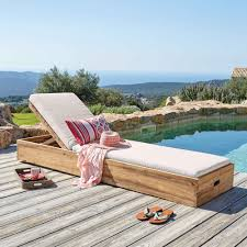 Teak Steamer Chair John Lewis sun loungers our pick of the best ideal home