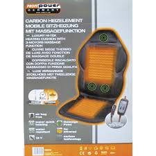 ce siege air profi power heated cushion 12 v 2 heating levels function