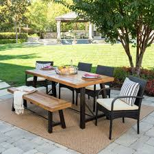 Wonderful Backyard Table Tabletop Grill Outdoor Fire Pit Deck Diy ...