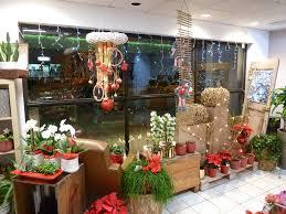 vitrine fete des meres fleuriste la vitrine pour noël 2015 compositions fleurs et décorations de