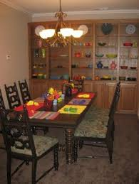 Second Hand Furniture Design Dining Table With Wooden Display Cabinet The Tips For