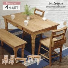 Country-like Dining Set Four Points Table Chair Two Bench Chair ◆ Five  Points Set Wooden Tree Chair Chair Bench Natural Shin Pull Chic Country  French ... 100 French Country Ding Room Fniture Old Amazoncom Baxton Studio Laurence Cottage 5 Country Ding Room Beamed Ceiling Stable Door Table In Layjao Pair Ethan Allen Ladder Back Arm Charming Decor Ideas For Your Home Chairs White Set Wwwxandfiddlecaliforniacom Vase Of White Roses On Set Lunch With Plates 19 Examples Dcor Fniture Decoration Designs Guide Style Tables Sydney Parquetry Elm Timber